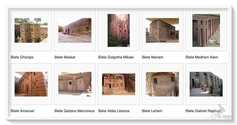 iglesias de lalibela