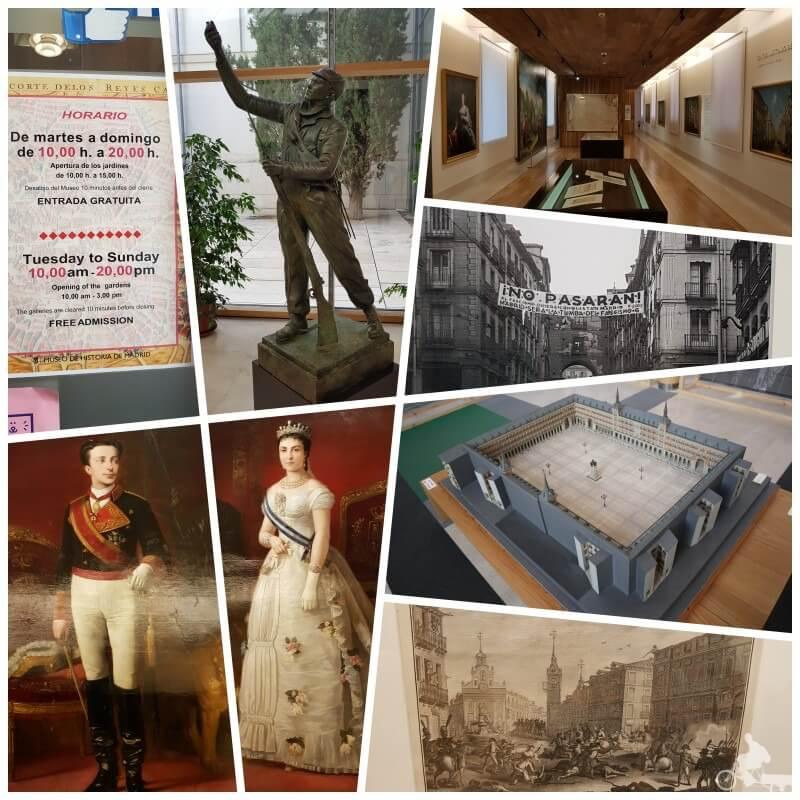 museo historia de madrid