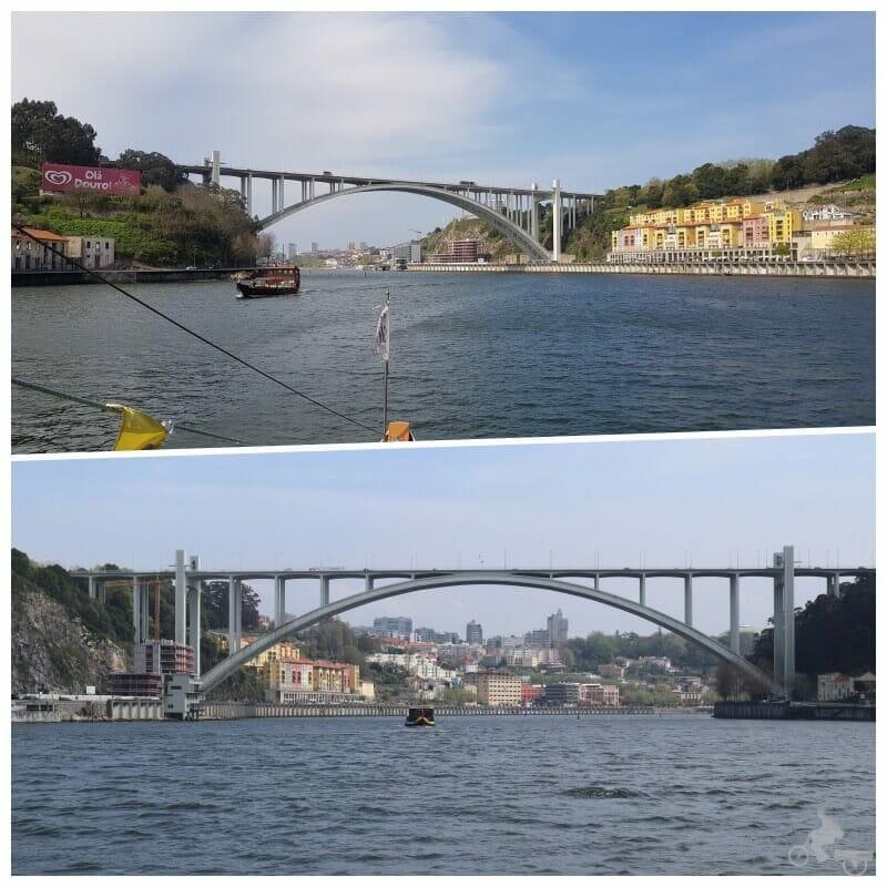 puente arrabida oporto