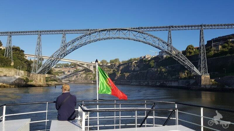 puente maría pia de Oporto Gustave eiffel
