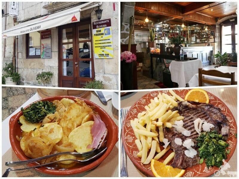 restaurante oliveira barcelos