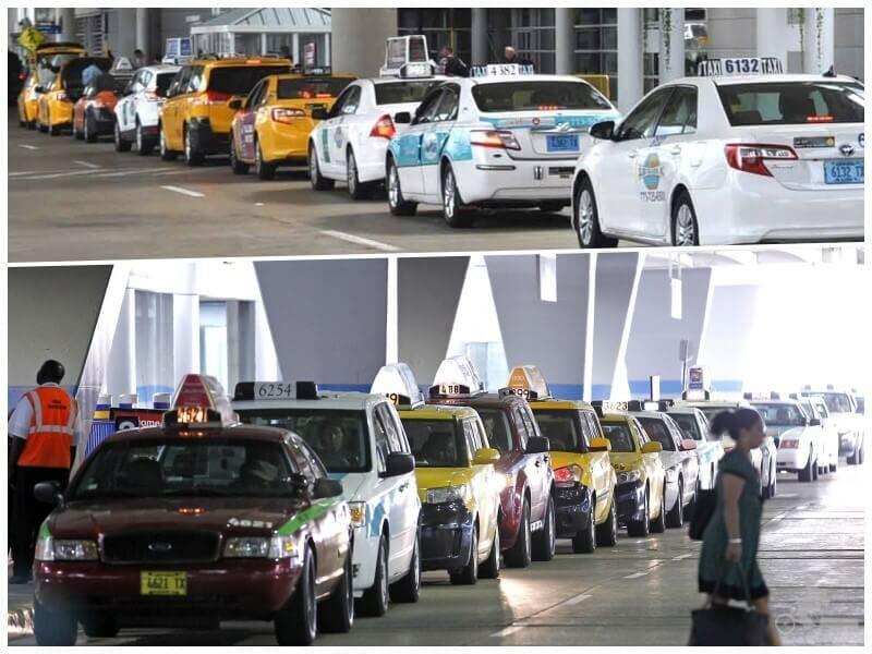 taxis aeropuerto chicago