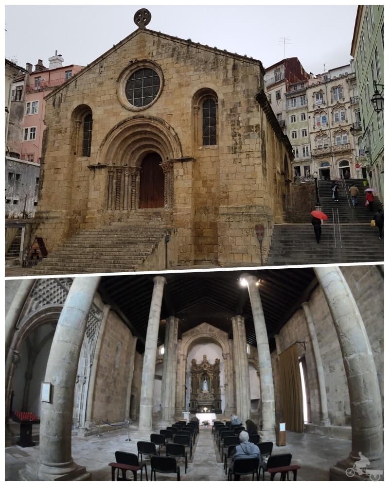 Iglesia de Santiago Coimbra