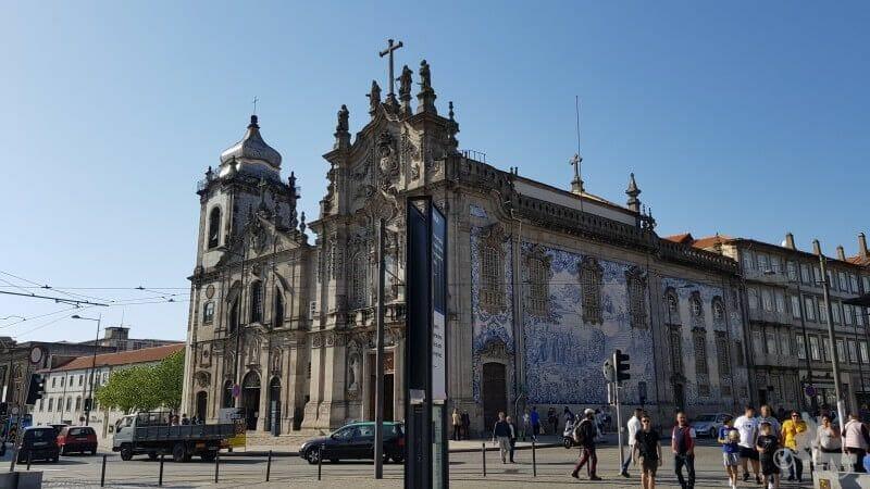 Iglesias del Carmen y de Carmelitas