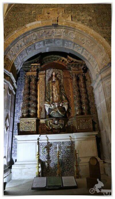 Nuestra Señora del Rosario catedral de coimbra