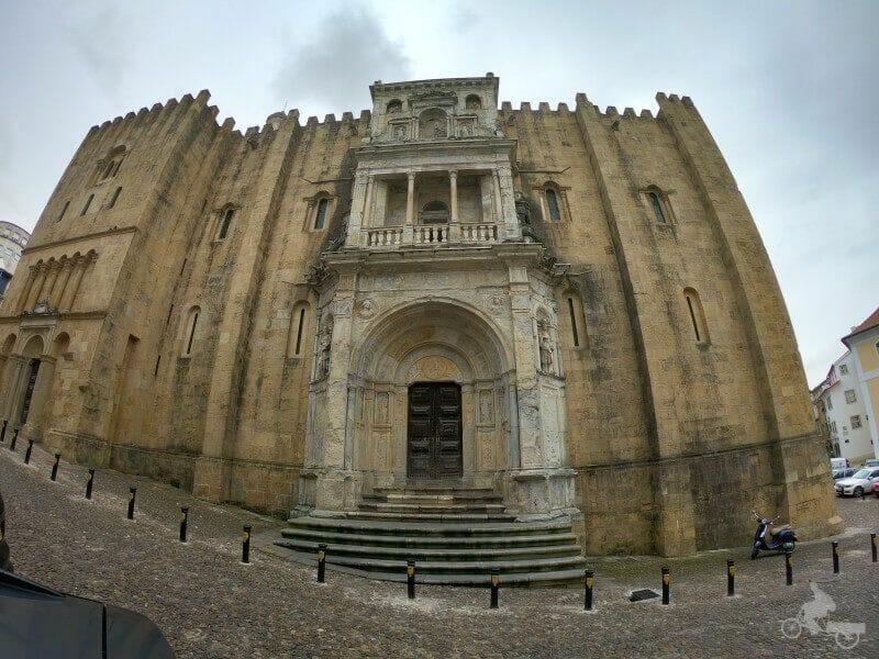 Puerta Especiosa de la catedral de coimbra