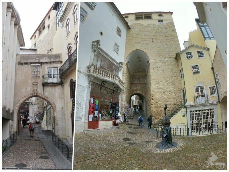 Torre o Arco de Almedina