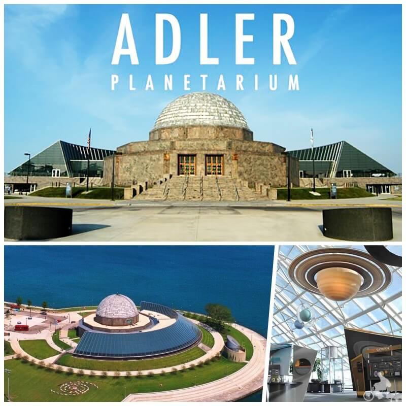 adler planetarium con el chicago city pass