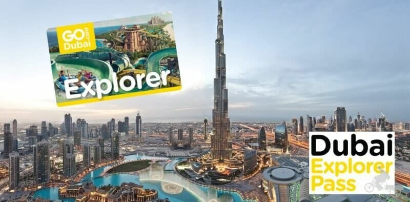 Go dubai explorer pass