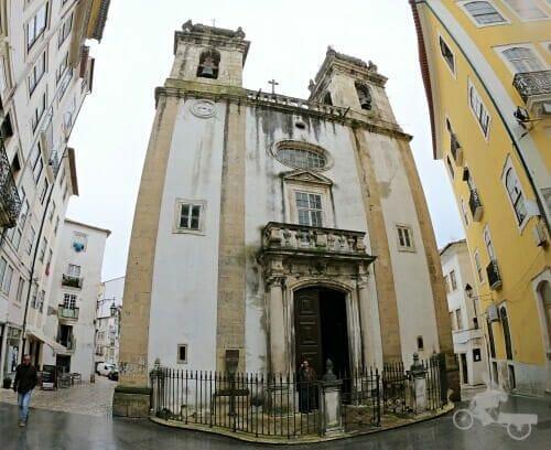 iglesia de San Bartolomeu coimbra