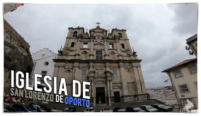 iglesia de san lorenzo dos grilos oporto