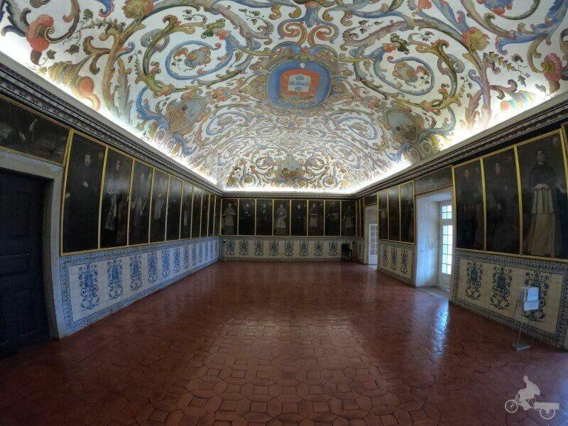 palacio real coimbra