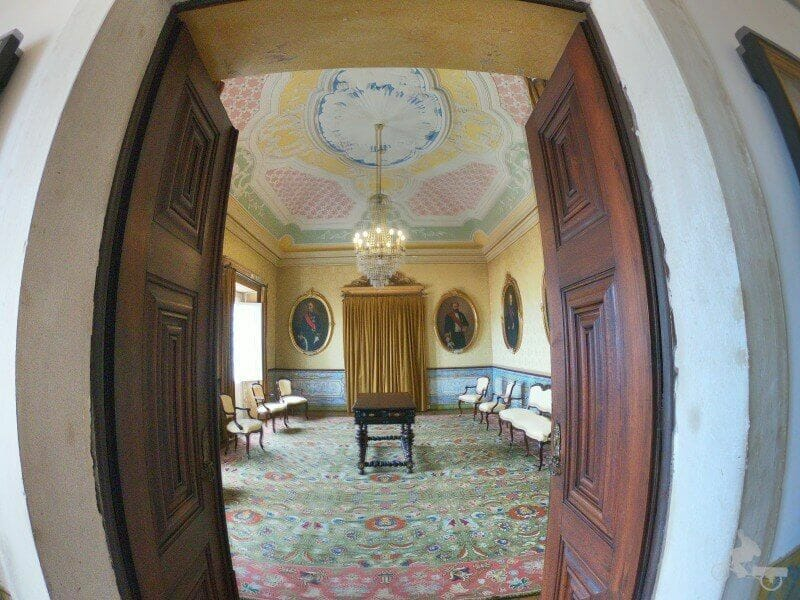 sala amarilla coimbra