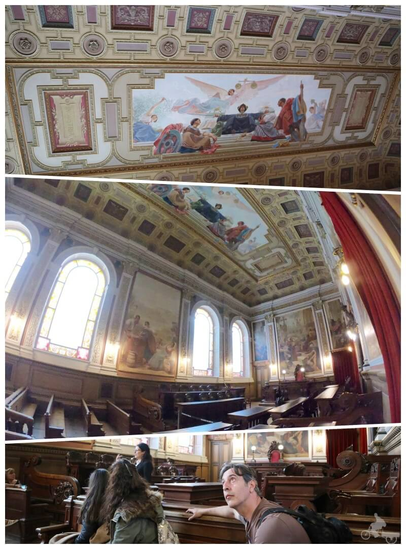 sala tribunal palacio da bolsa oporto