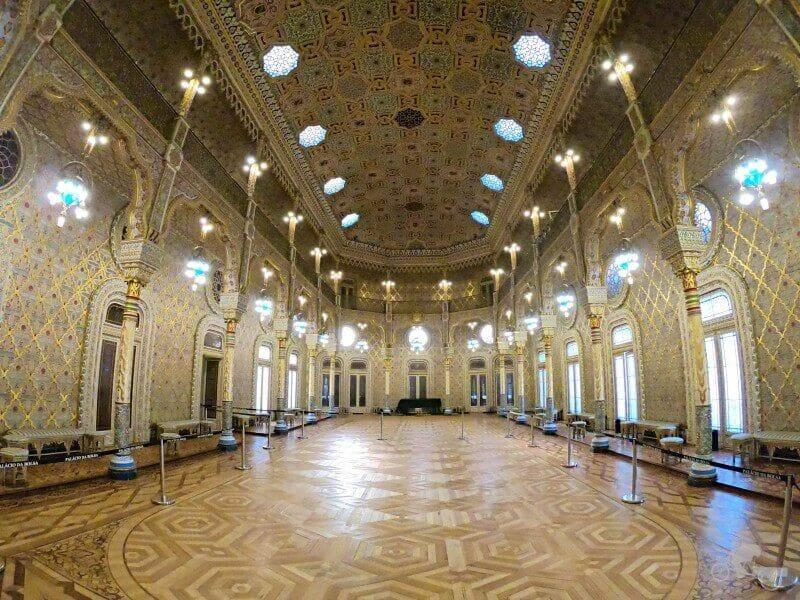 salon árabe de oporto