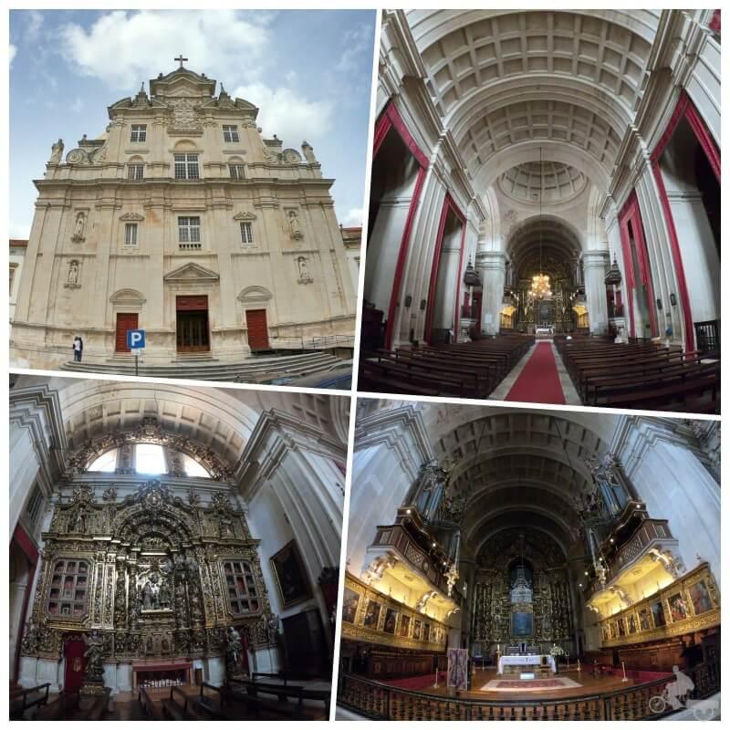 catedral nueva coimbra se nova