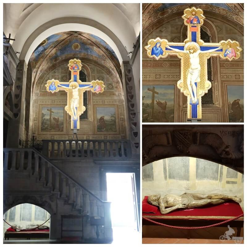 transepto iglesia ognissanti