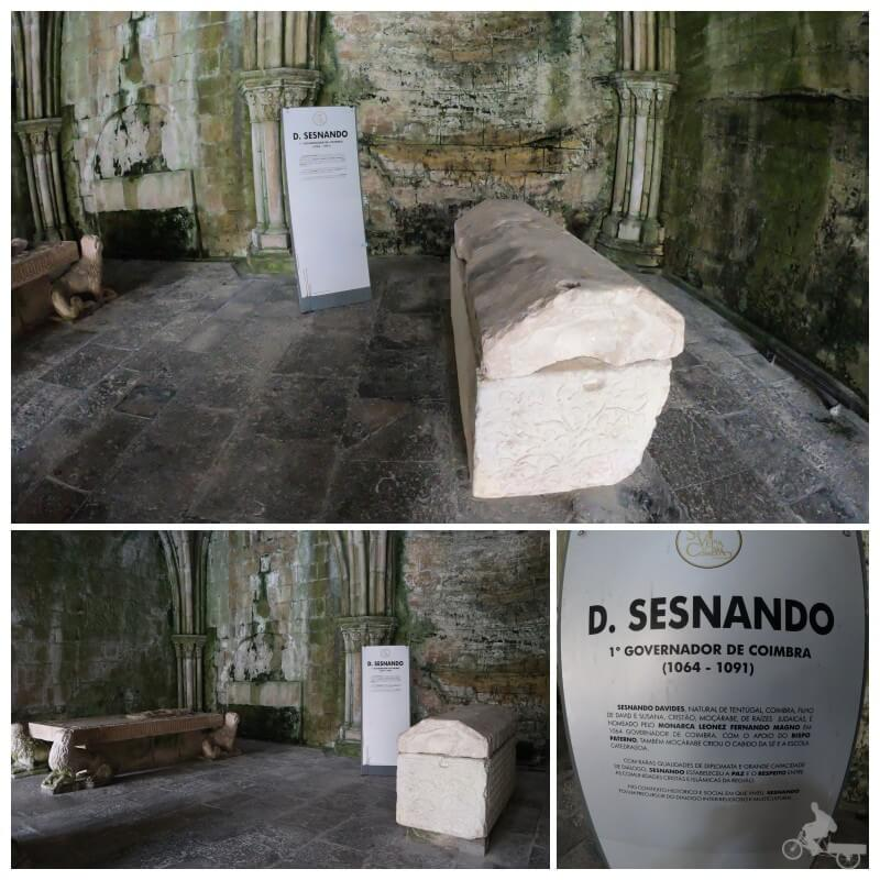 Tumba de Sesnando Davides