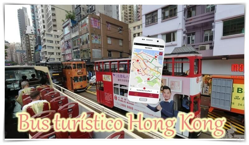 bus turístico hong kong