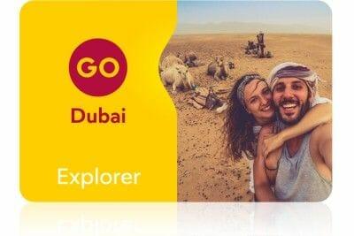 tarjeta go dubai explorer pass