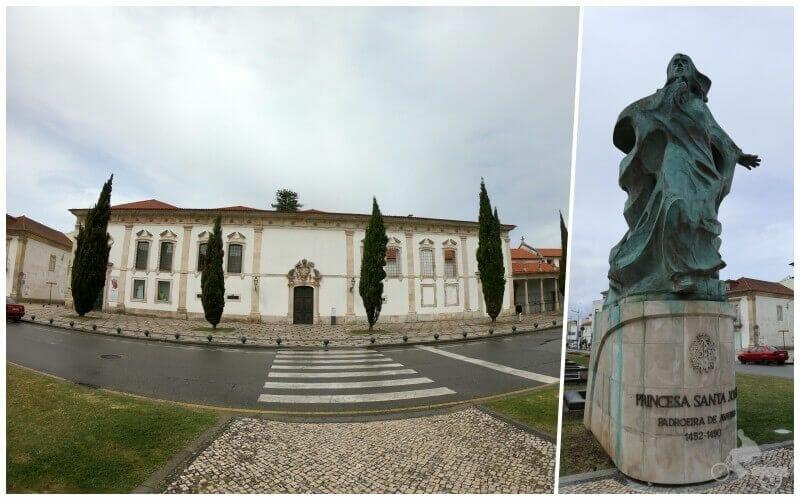 Museo de Aveiro - Santa Joana