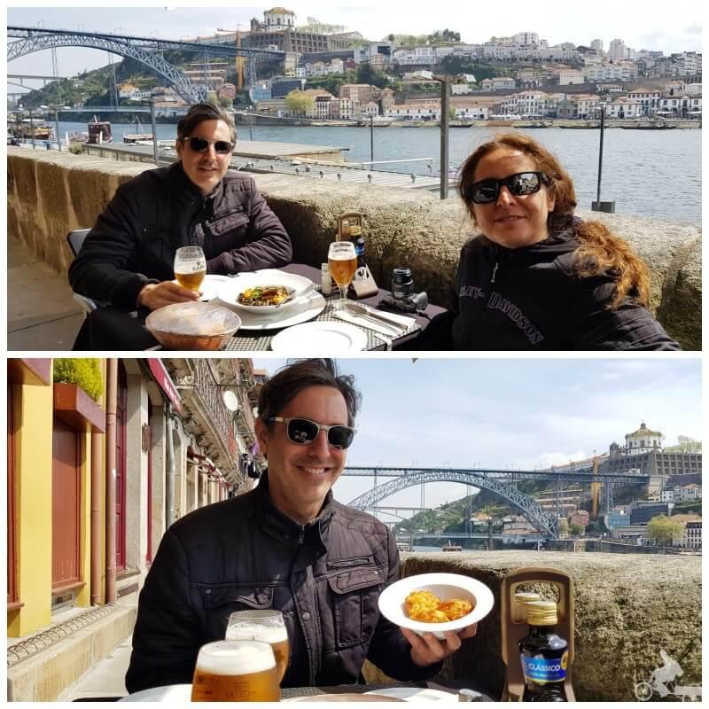 Restaurante Farol da Boa Nova de Oporto