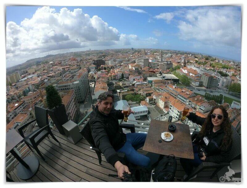 Terraza Hotel Dom Henrique