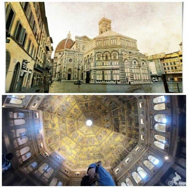 baptisterio de Florencia - que visitar en Florencia