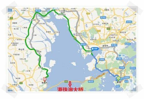 carretera de hong kong a macao