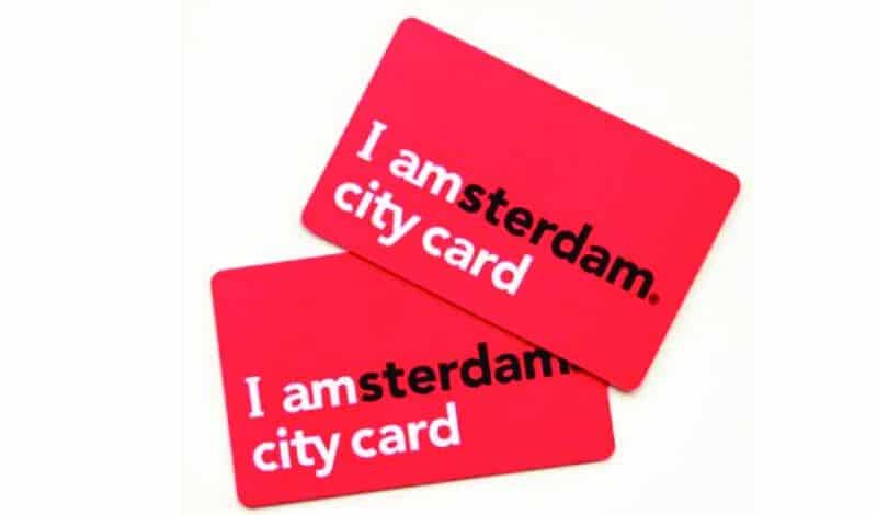city card amsterdam
