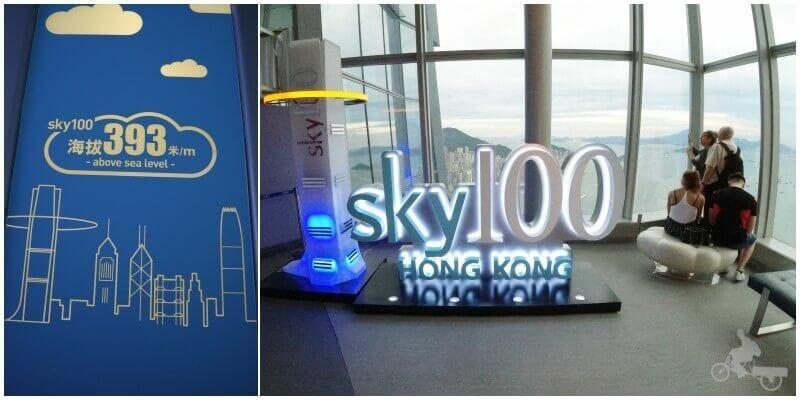 logo sky 100