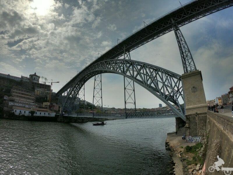 puente don luis i desde la avenida gustave eiffel