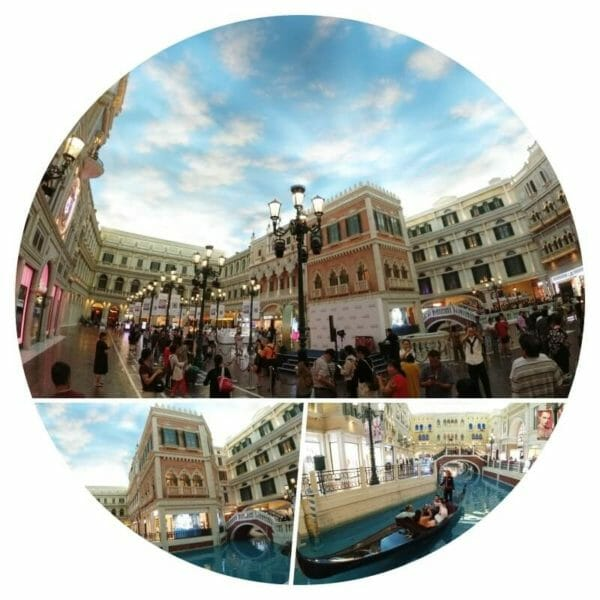 the venetian hotel casino macao
