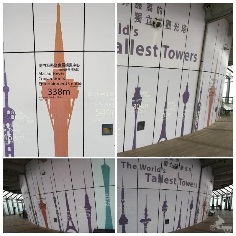 torres mas altas del mundo