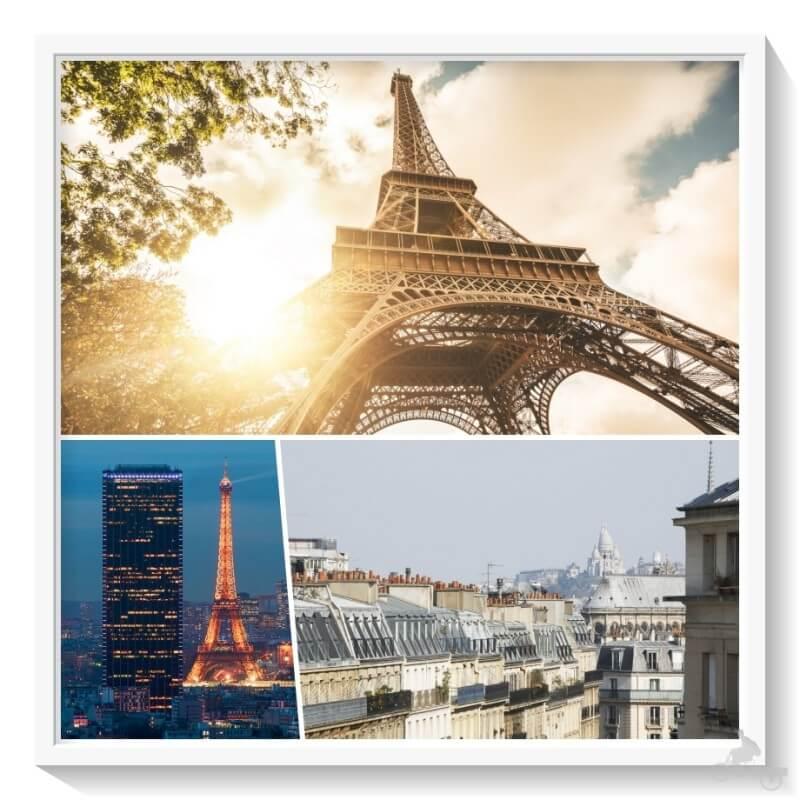 3 días en Paris - qué ver en París