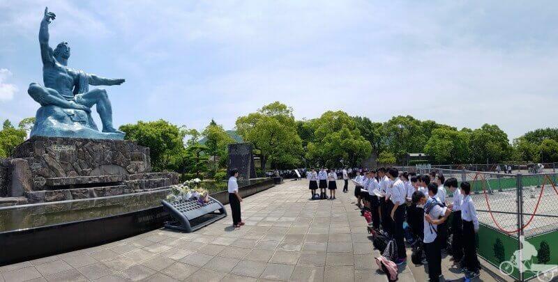 Estatua de la Paz nagasaki