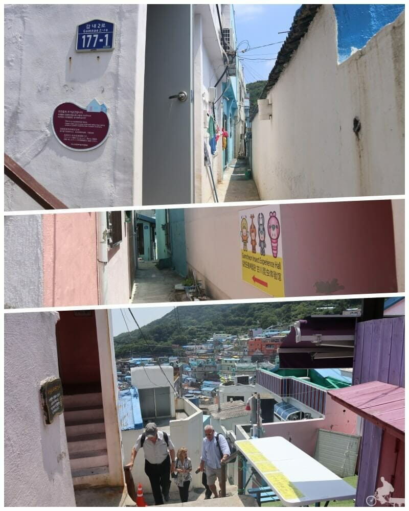calles Gamcheon Culture Village