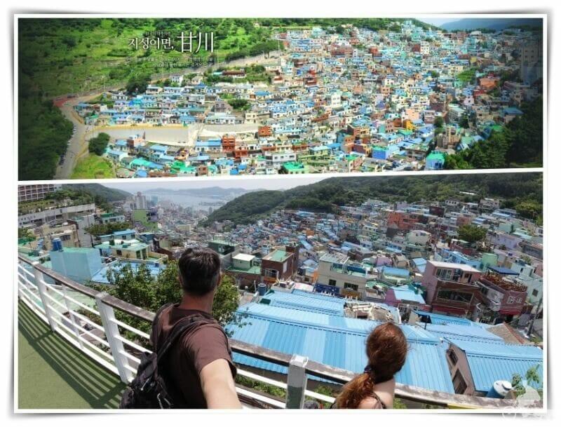 Gamcheon Culture Village - que ver