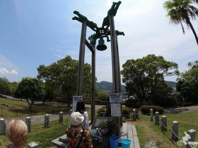 La campana de Nagasaki