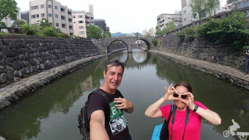 Puente Megane-bashi o puente de las Gafas