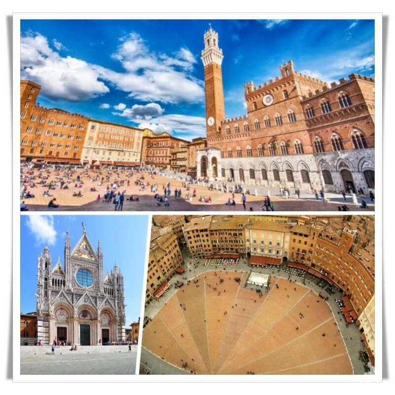 Siena - excursiones desde Florencia