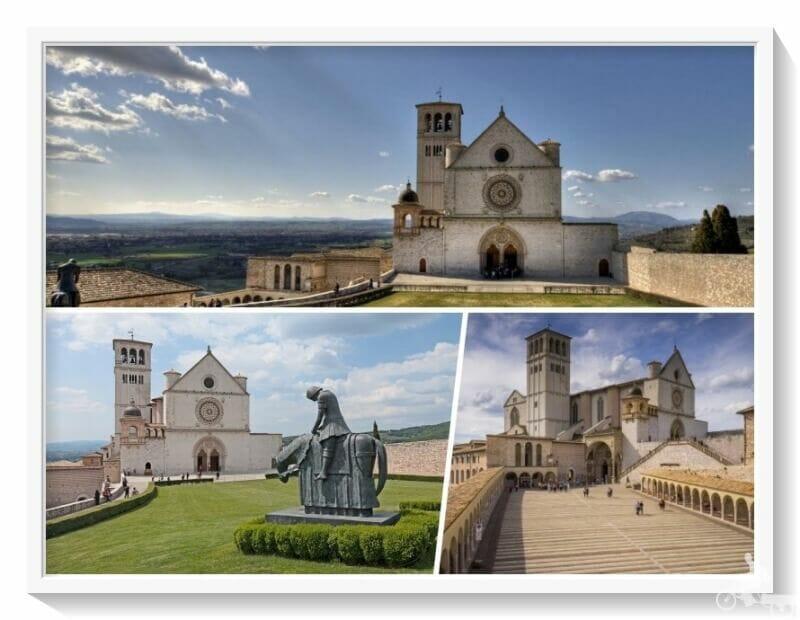 pueblo de asís excursiones desde Florencia