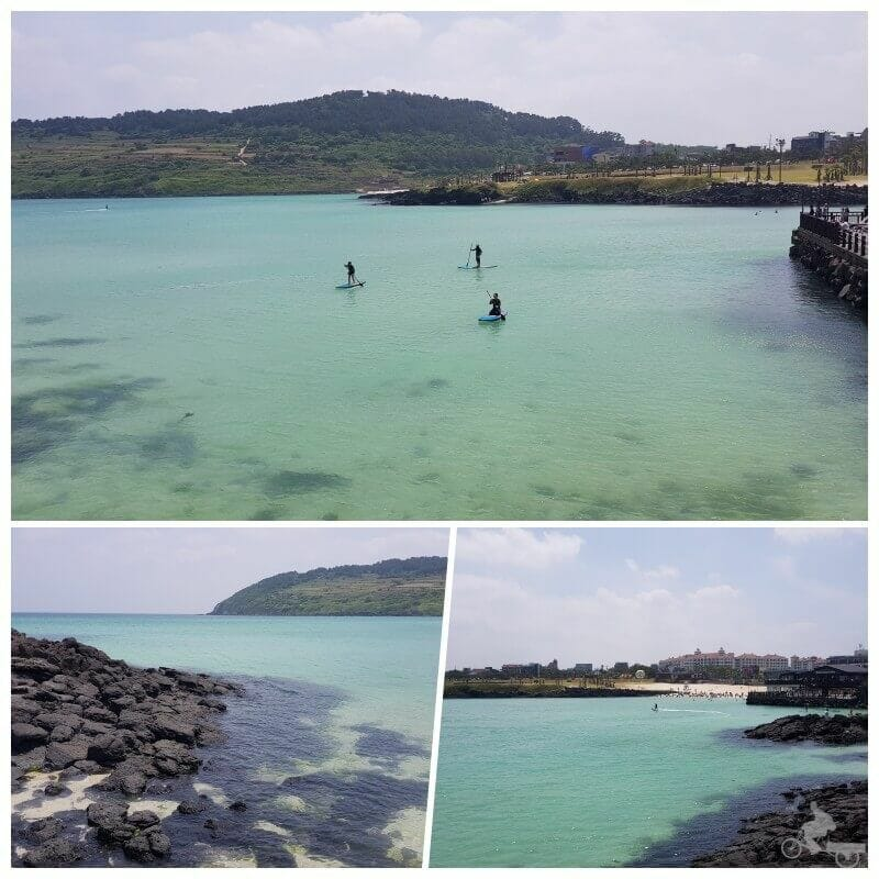 playas isla de jeju