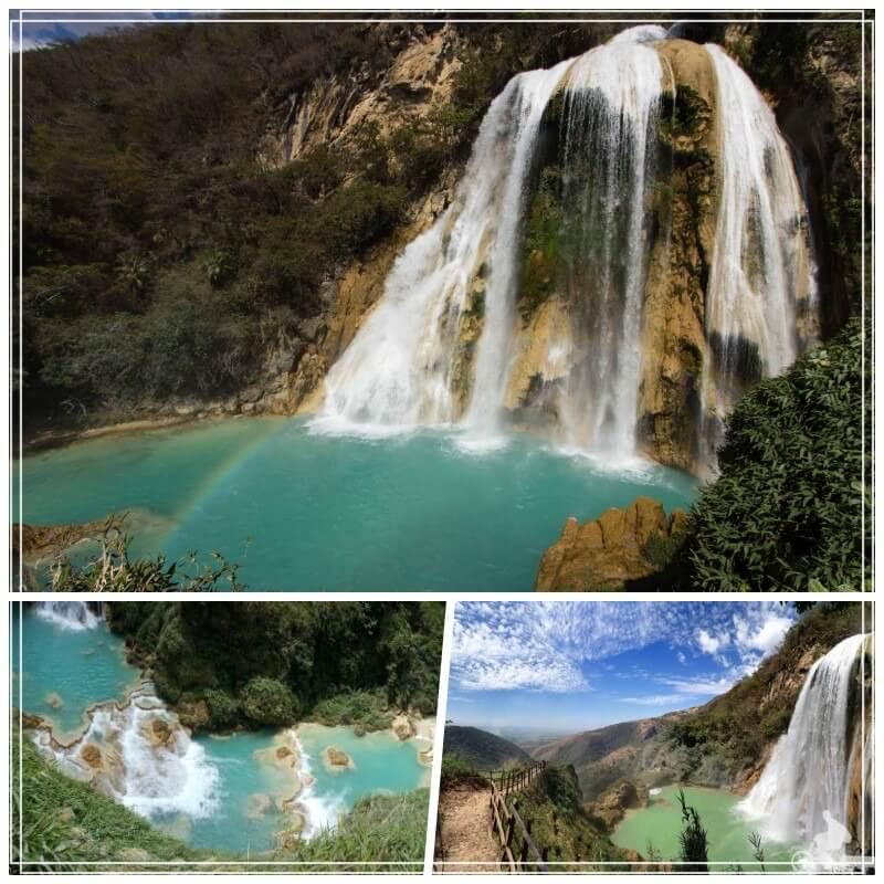 cascadas el chiflon - chiapas lugares turisticos