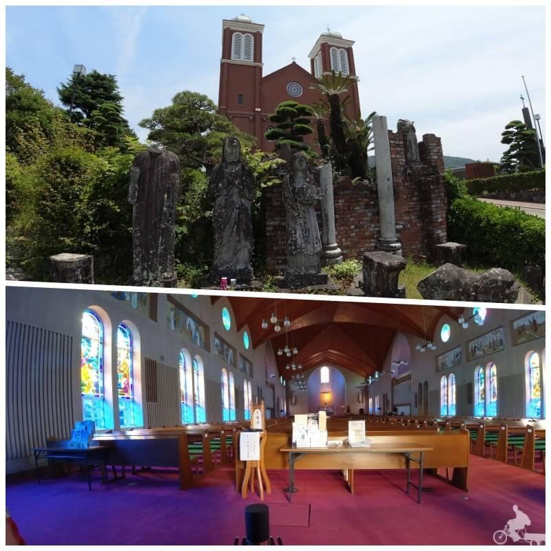 catedral urakami nagasaki