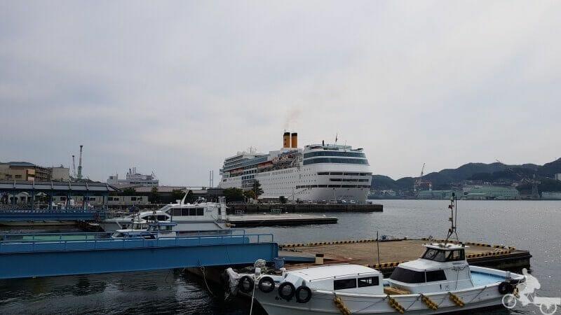 escala crucero - qué ver en Nagasaki en un día