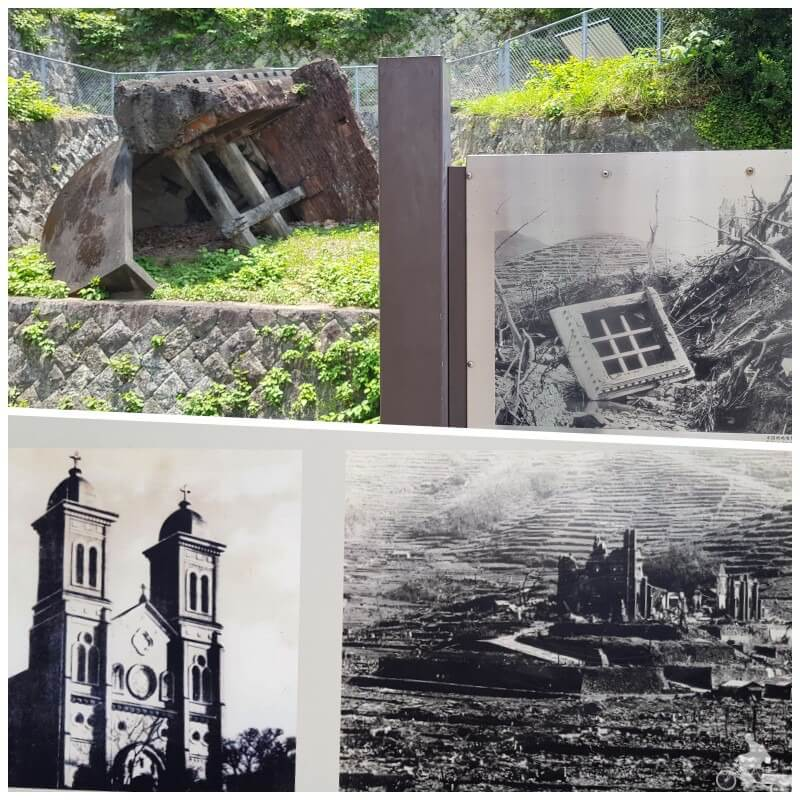 ruinas catedral uragami