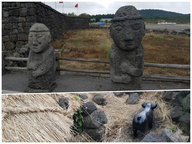 isla de jeju - Seongeup folk village