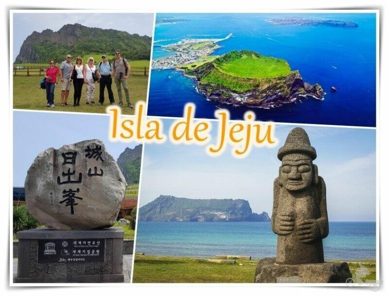 isla de Jeju - qué ver