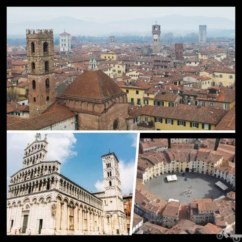 lucca desde Florencia